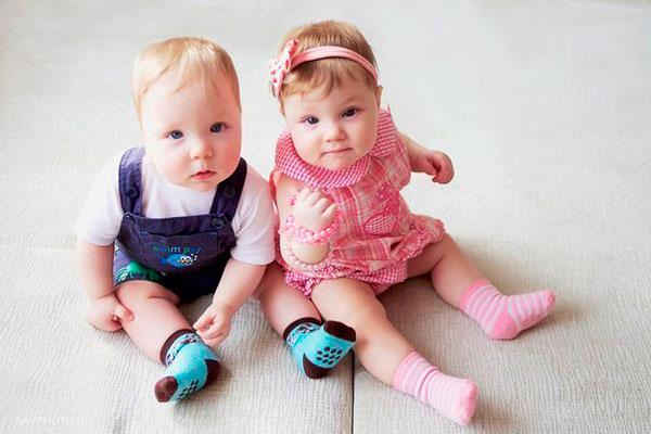 Дизиготные близнецы или двойня