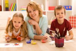 Воспитание погодок: игры для двоих маленьких детей