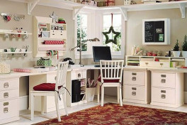 Письменный стол для двоих детей – как правильно выбрать