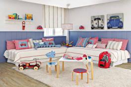 Детские комнаты для двоих детей: 4 концепции планировки