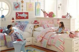 Детская комната для разнополых детей