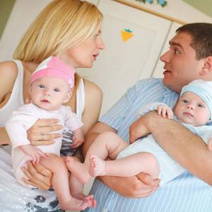 Двойняшки и близнецы: курс молодого бойца для родителей