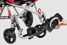 Простые решения: подножка на коляску для второго ребенка