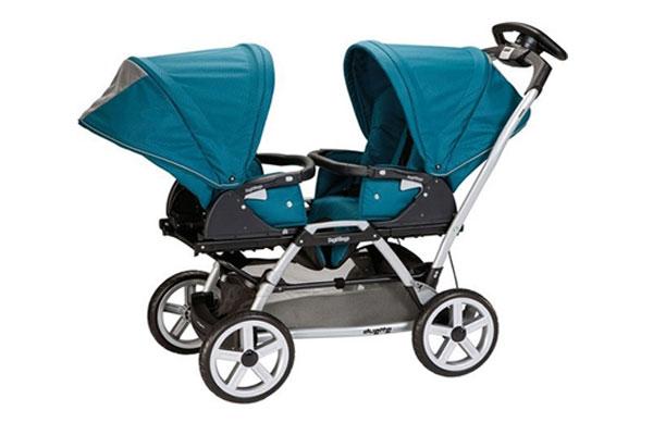 Как выбрать коляску для двойняшек и тройняшек