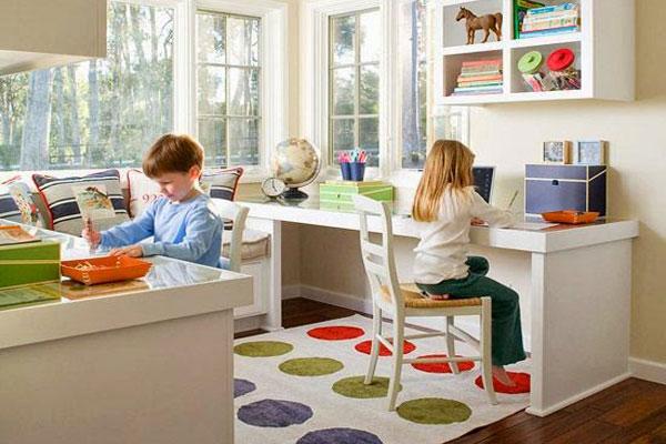 Письменные столы для детей фото